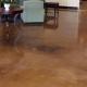 acrylistain floor