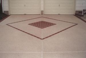 Resurface Concrete Driveway